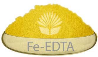 Fe-EDTA Ethylenediaminetetraacetic acid, ferric sodium complex