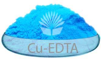 Ethylenediaminetetraacetic acid, copper disodium complex Cu-EDTA