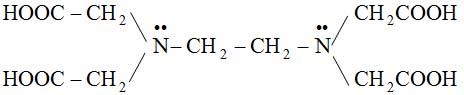 Etylen Diamino Tetraxetic Axit (EDTA)