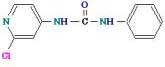 Công thức cấu tạo của Forchlorfenuron CPPU KT-30