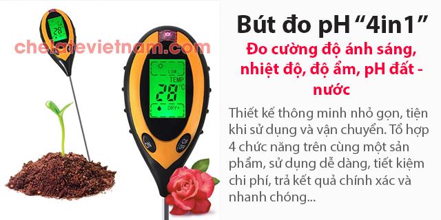 Bán bút đo PH